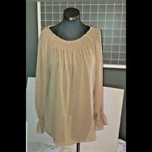 Women's Venezia Jean's Blouse Shirt Size 14/16